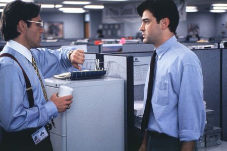 Image from the movie Office Space